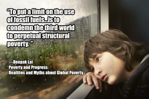 Petition: Forget 'Climate Change', Energy Empowers the Poor!
