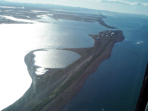 Obama in Alaska: He Didn't Let Kivalina's Crisis Go to Waste
