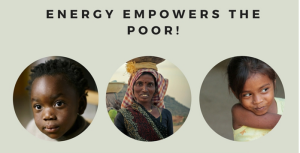 Infographic: Forget 'Climate Change', Energy Empowers the Poor!