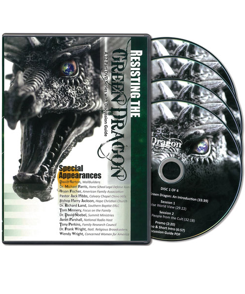 Resisting the Green Dragon (4 DVD and Book Set)