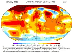 Why Was March 2016 the Warmest March in the Satellite Record?