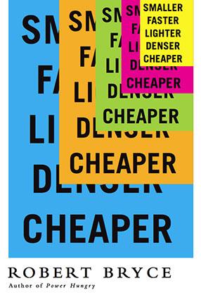 bookcover3 smaller Faster Denser Cheaper