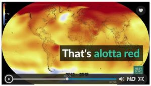 "Seeing Red—New NASA Climate Change Video Uses Questionable ""Data"" for Colorful Deception"