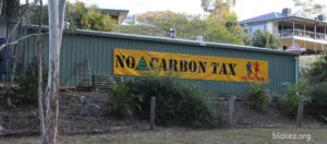 "What's Wrong with a ""Carbon"" Tax?"