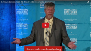 Video: Beisner Speaks at Heartland's ICCC12 Conference