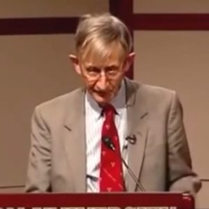 Freeman Dyson's brief case against dangerous CO2-driven warming