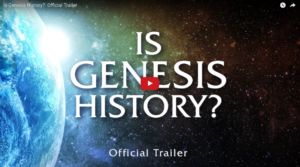 "New July Promo ""Is Genesis History"" Free with a Donation of Any Size!"