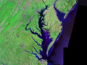 Is Rising Sea Level Threatening Norfolk and the Chesapeake Bay Area?