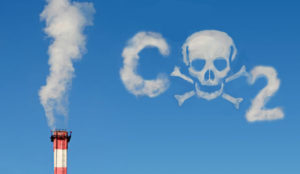 Blessing or Curse? The Curious Case of Carbon Dioxide