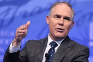 Has Scott Pruitt Brought Armageddon to the EPA?